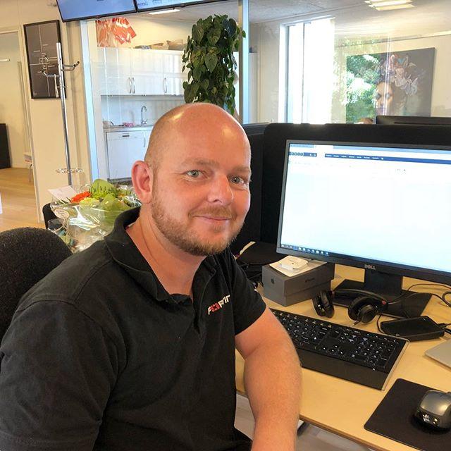 VELKOMMEN til Frank Foged🙂 Frank er startet som systemkonsulent i vores outsourcing forretning, hvor han sidder klar til at løse konsulent- og supportopgaver for vores kunder #c2it #itoutsourcing