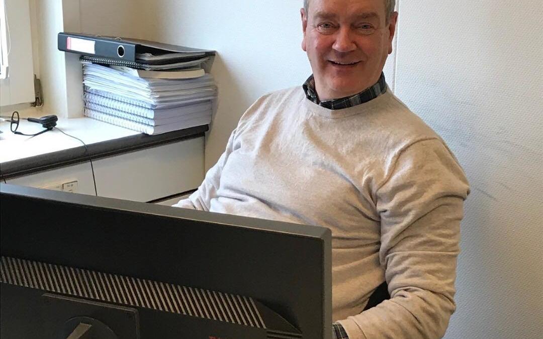 VELKOMMEN til seniorkonsulent Niels Henriksen, der er en af de syv nye medarbejdere i vores Dynamics NAV team på Sjælland🙂 Niels er ekspert på C5💪 #nav #dynamics #microsoftdynamicsnav #c5 #erp #c2it #welcome