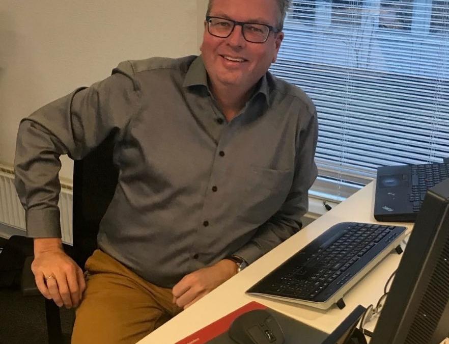 Vi har stadig til gode at byde velkommen til de sidste nye ansigter, der startede i vores Dynamics NAV team på Sjælland pr. 1. januar. Så her et VELKOMMEN til seniorkonsulent Carsten Lundqvist, som vi var heldige at fange på kontoret i Ballerup i dag 🙂#nav #dynamics #microsoftdynamicsnav #erp #c2it #welcome
