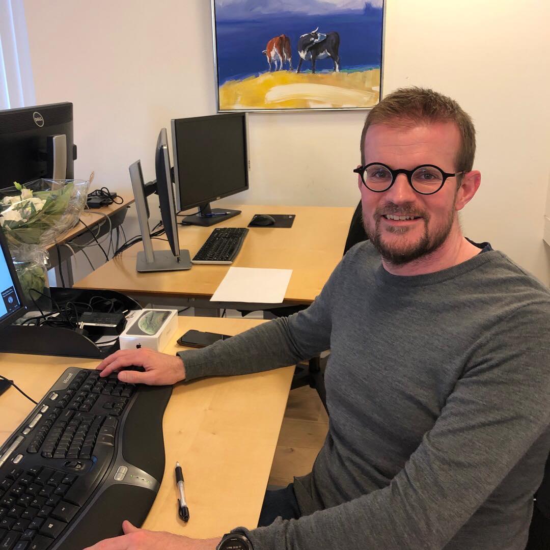 VELKOMMEN tilbage til Thomas Sigurdsson 🙂 Efter at have været væk fra C2IT i nogle år, er Thomas nu tilbage i vores Dynamics NAV/Business Central forretning som produktchef og seniorkonsulent. #nav #dynamics #businesscentral #c2it #welcome