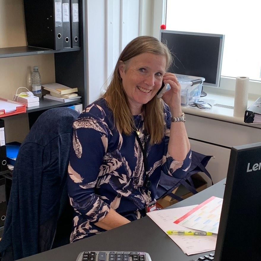 Også et VELKOMMEN til Anitha Larsen, der er bogholder og administrativ medarbejder på vores nye kontor i Ballerup😊 #welcome #c2it #ballerup