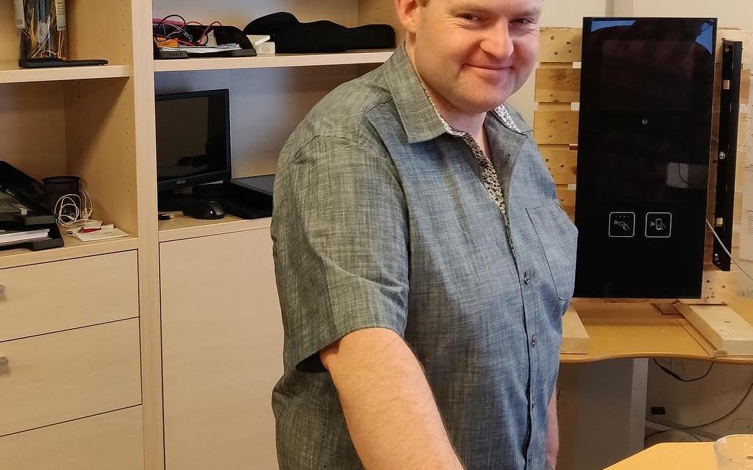 Så er der igen nye ansigter i butikken…. VELKOMMEN til Bjarne Gyldendorf Brusen, der er startet som seniorsystemudvikler i vores team uden for Systemudvikling og -integration #systemdeveloper #c2it #welcome