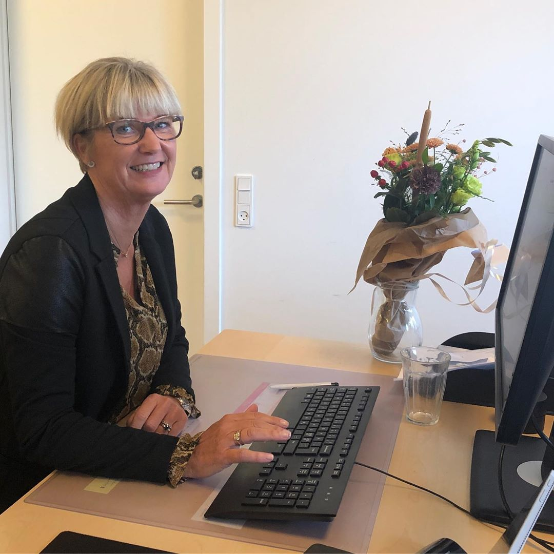 Endnu et nyt ansigt… VELKOMMEN til Annette Dyekær Sivebæk, der er startet som bogholderiassistent på vores kontor i Kolding😊 #c2it #welcome