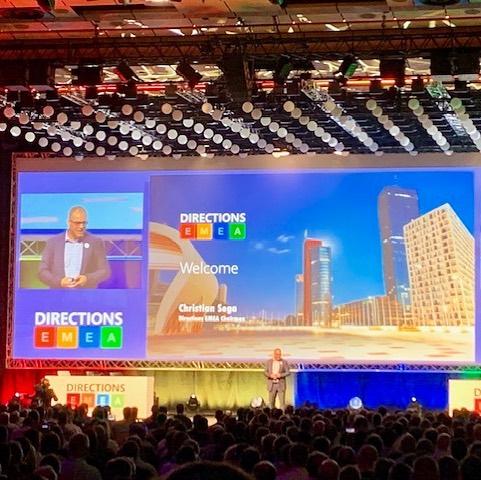 Så har vi igen sendt en delegation afsted til Directions EMEA for at blive klogere på Microsoft Dynamics 365 Business Central og de mange spændende nye muligheder😊 #directionsemea #dynamics #businesscentral #microsoftdynamics365 #c2it #LivetErForKortTil halvtomme glas