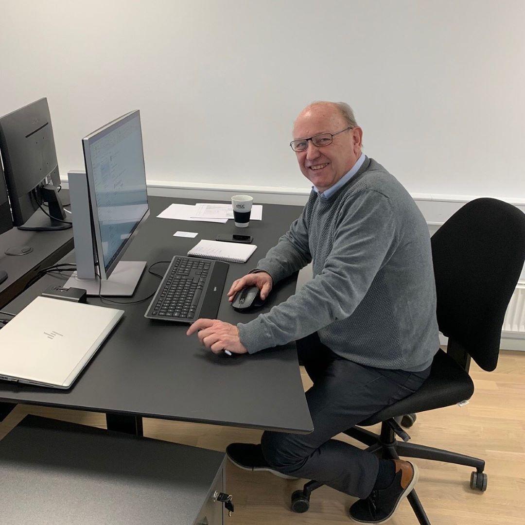 VELKOMMEN til endnu et nyt ansigt, nemlig Finn Sandgreen, der er startet som projektleder i vores Microsoft Dynamics 365 forretning. Finn er tilknyttet vores kontor i Ballerup.  Dejligt at vi nu kan trække på Finns solide erfaring som projektleder og konsulent😊  #businesscentral #nav #dynamics #microsoftdynamicsnav #erp #c2it #welcome #microsoftdynamics365 #ballerup