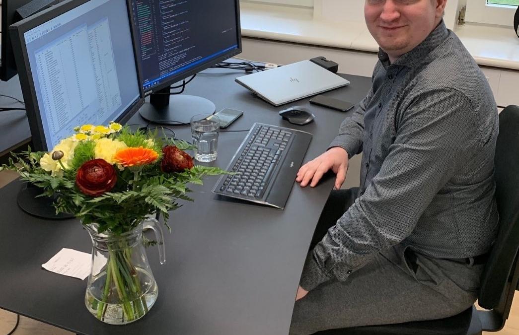 """VELKOMMEN til Nicklas Embo, der er startet som Graduate i vores Microsoft Dynamics 365 forretning. Nicklas er tilknyttet vores kontor i Ballerup. Nicklas har allerede en del kendskab til vores """"butik"""", da han i efteråret var i 10 ugers praktik som et led i sin datamatikeruddannelse, som han netop har afsluttet😊  #businesscentral #nav #dynamics #microsoftdynamicsnav #erp #c2it #welcome #microsoftdynamics365 #dynamics365"""