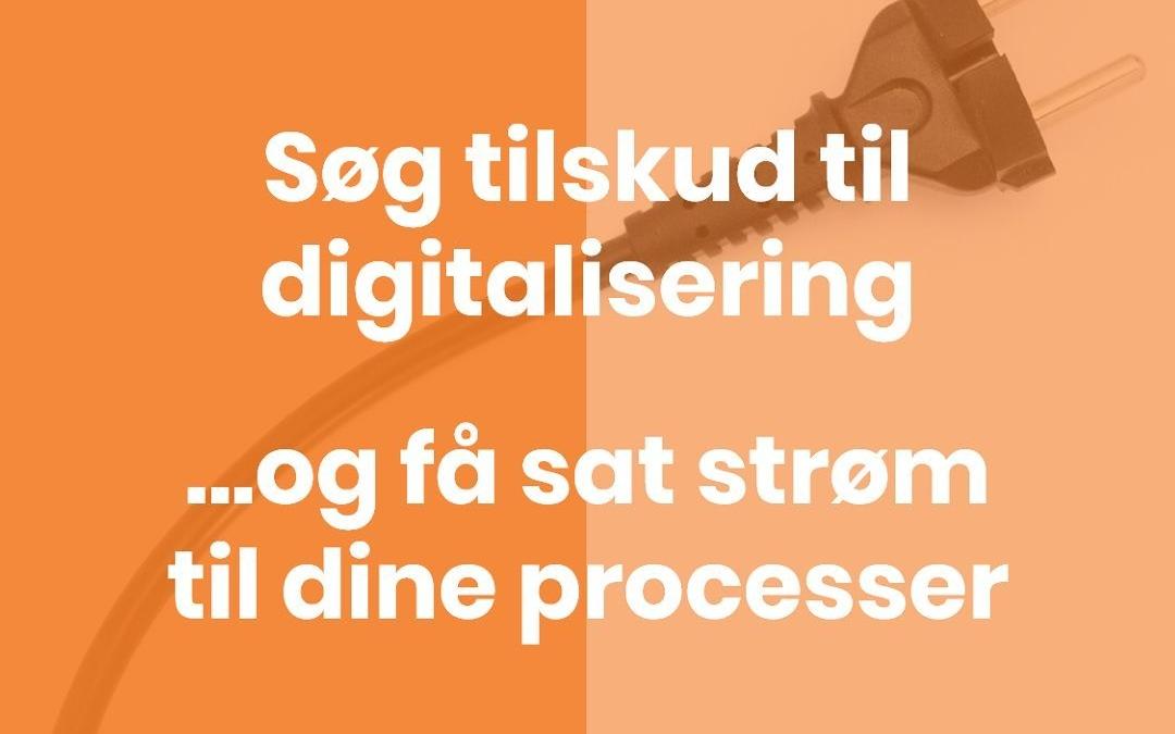 Er du opmærksom på, at du lige nu kan søge midler til digital omstilling og digital sikkerhed?  Tilskudsordningen er en håndsrækning til SMV'er og giver mulighed for at få rådgivning om digital omstilling for op mod 100.000 kr. Det kan være en anledning til at komme i gang med digitalisering nu og dermed være bedre rustet efter coronakrisen.  Tilskuddet kan søges til både rådgivning og implementering af dit digitale projekt.  Vær opmærksom på, at der gælder først-til-mølle.  Læs mere og ansøg via SMV:Digital, der er et initiativ under Erhvervsstyrelsen.  Du er også meget velkommen til at tage fat i Johannes Tange Jørgensen hos C2IT.  #digitalisering #c2it #LivetErForKortTil halvtomme glas