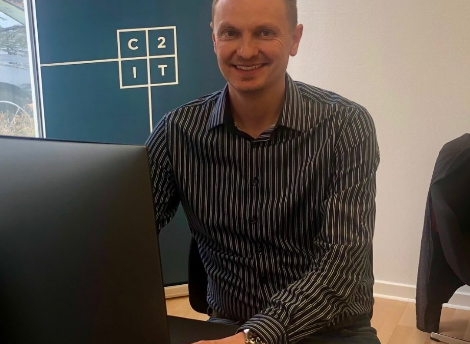 VELKOMMEN til Christian Bach Petersen, der netop er startet som Team Leader for C2IT i Aarhus/Aalborg🙂 Christian er også løsningsarkitekt og har stor erfaring med integrationer mellem Business Central og andre systemer. Vi er glade for at have Christian med på holdet og dermed styrke vores tilstedeværelse i Øst- og Nordjylland.  #businesscentral #nav #dynamics #microsoftdynamicsnav #erp #microsoftdynamics365 #dynamics365 #c2it #welcome
