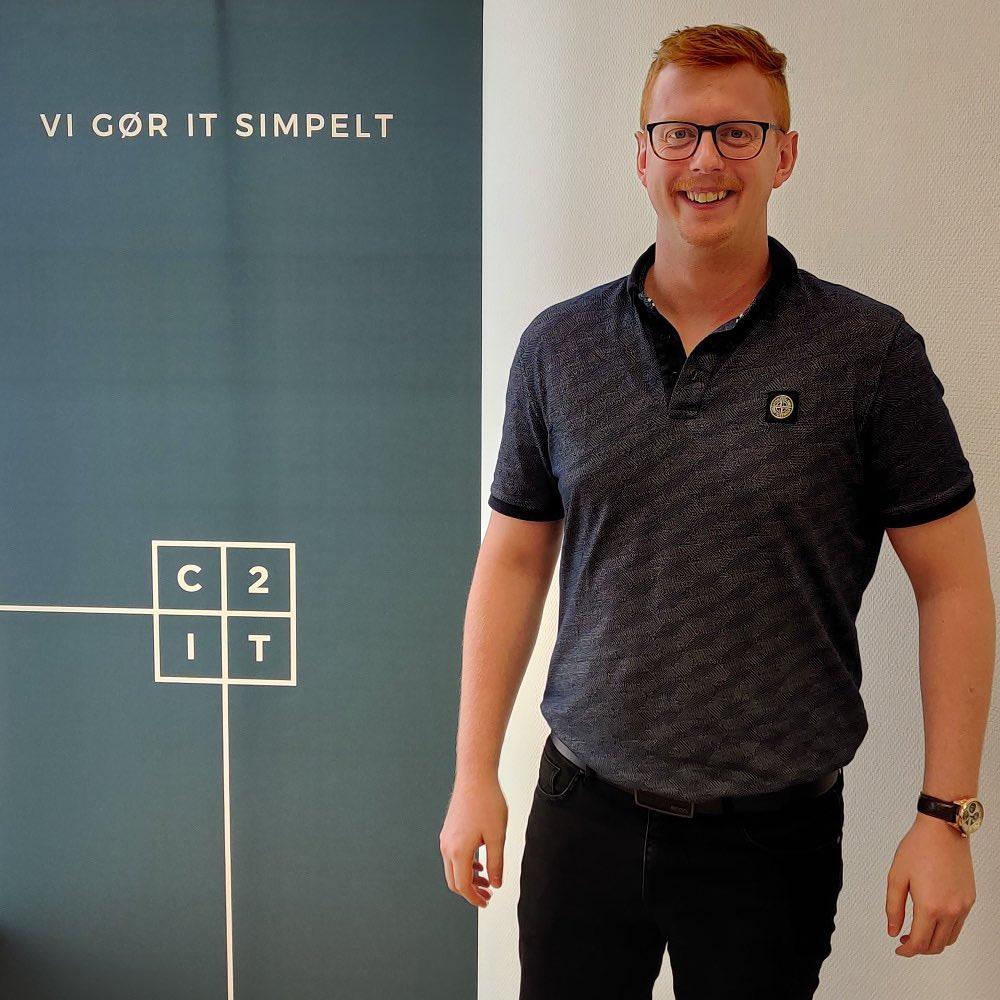 Endnu et VELKOMMEN… Denne gang til Lars Sandahl Jensen. Lars er dog ikke et helt nyt ansigt… Vi har haft fornøjelsen af ham de sidste par år, hvor han sideløbende med sin uddannelse til cand. merc. i business intelligence har arbejdet hos C2IT. Nu er uddannelsen i hus, og han er fastansat BI-konsulent. Vi er glade for at Lars kan fortsætte sit gode arbejde med Power BI hos os  #welcome #c2it #powerbi #businessintelligence