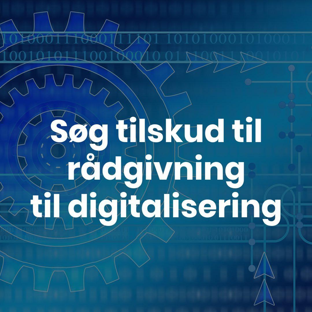 Har din virksomhed behov for at digitalisere? Hvis ja, så vær opmærksom på, at programmet SMV:Digital åbner op for en ny pulje af tilskud fredag den 16. april kl. 9:00. Det betyder, at I har mulighed for at søge tilskud på 100.000 kr. til privat rådgivning inden for digital omstilling og e-handel. Det er en rigtig god mulighed, hvis din virksomhed drømmer om et digitalt løft og ønsker at afdække jeres digitaliseringspotentiale. Tilskud fordeles efter først-til-mølle-princippet, så det er en god idé at have ansøgningen klar, når puljen åbner. Læs mere under nyheder på website (link i bio) #LivetErForKortTil halvtomme glas #SMVDigital #SMV #digital #digitalisering #c2it