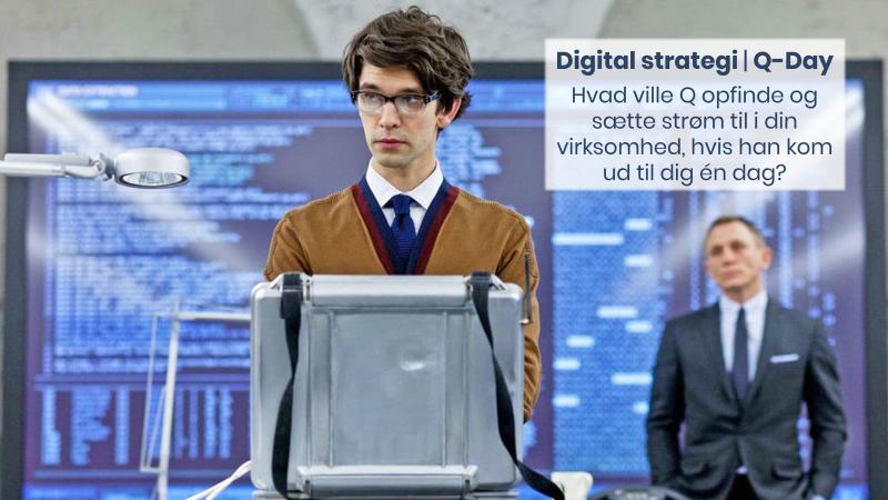 Digitaliseringsrådgiver - digital strategi