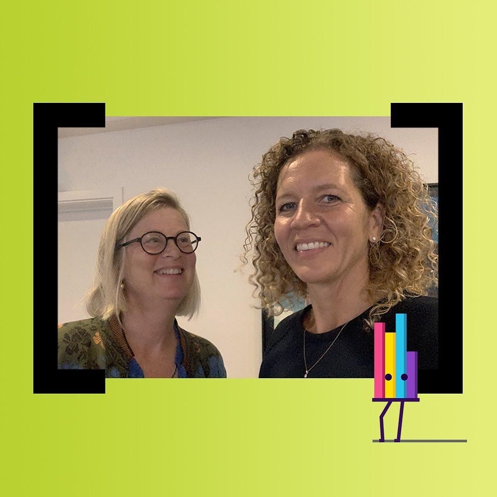 Det her er Hanne og Anette. De glæder sig til den 27. oktober Der er de nemlig værter ved vores webinar om Advanced Data Analytics og deler ud af guldkorn og konkrete cases Vil du også med? Så tilmeld dig via lik i bio. Deltagelse kræver ingen tekniske forkundskaber. #digitalisering #data #analytics #webinar